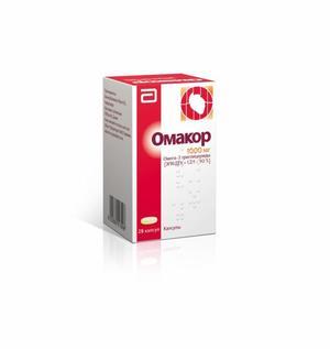 Противопоказания к применению Омакора